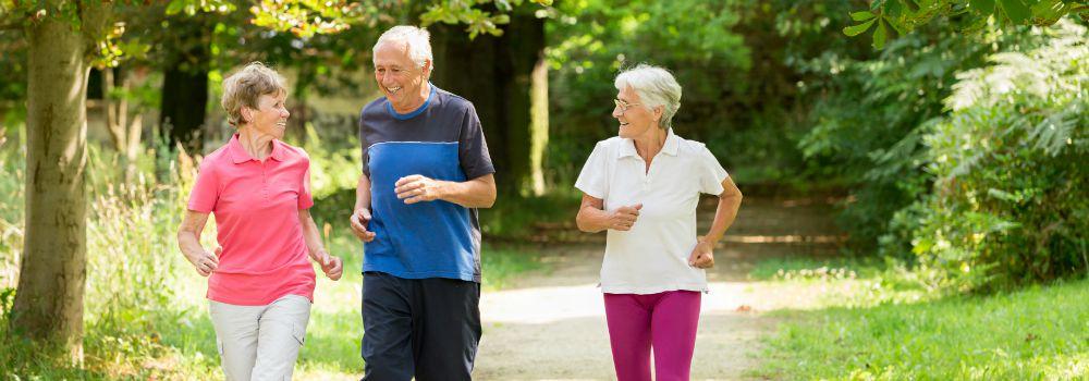 pioneering exercise program