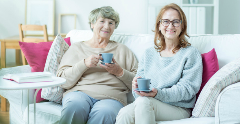 senior caregiver Highland Park, IL