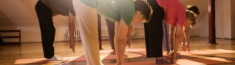 Yoga Offers Seniors a Multitude of Health Benefits