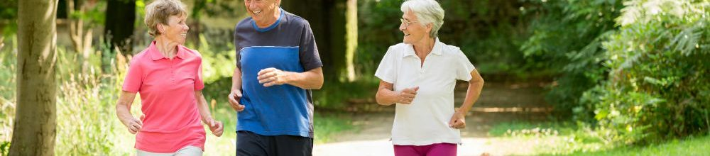 Exercise and Physical Activity Have Similar Positive Effects in Seniors