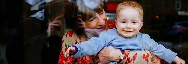 The Benefit of Seniors and Interaction with Young Children