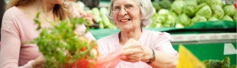 Older Americans Face Hunger