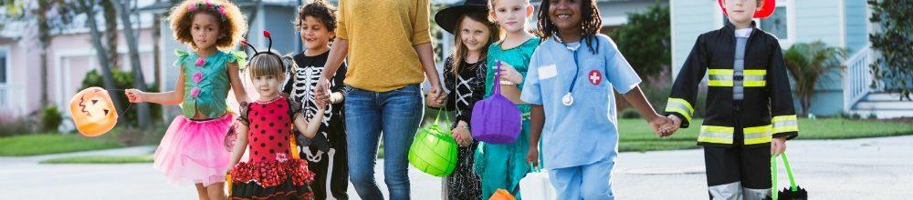 How to Make Halloween Healthier