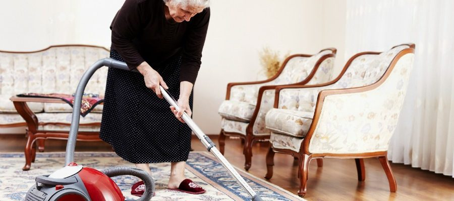 Spring Cleaning Tips for You and Your Senior