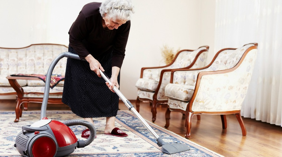 Spring Cleaning for Seniors is Important