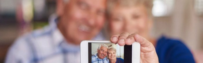 Smart Phones Designed to Make Life Simpler for Seniors