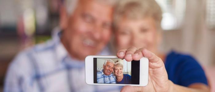 Smart Phone Seniors