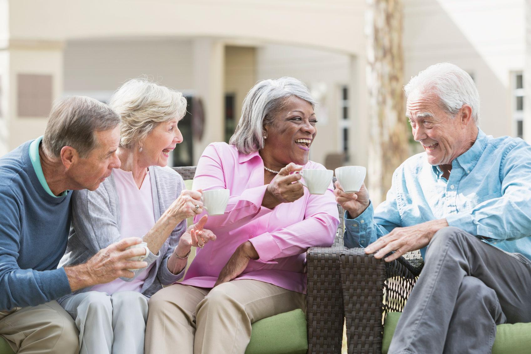A Laugh a Day Keeps Caregiving Stress Away!