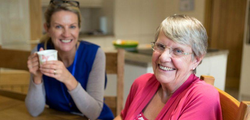 A Caregiver Needs Help, Too