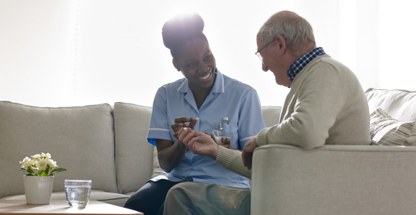 Senior Home Care in Chicago, IL