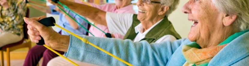 Exercise Offers Tremendous Benefits for Seniors