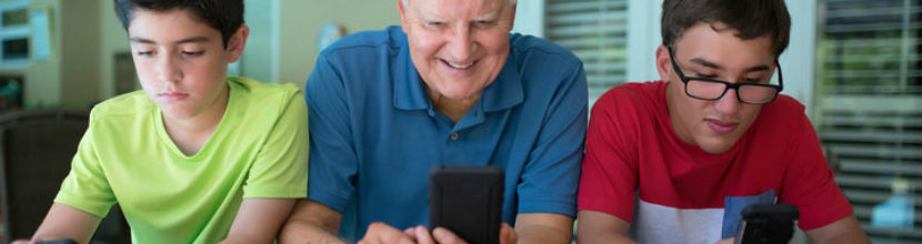Beginning Tech Fluency in Seniors