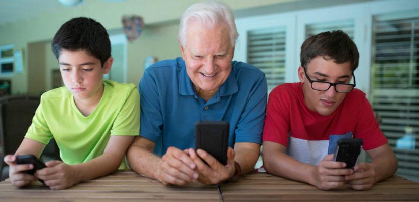 Beginning Tech Fluency in Seniors