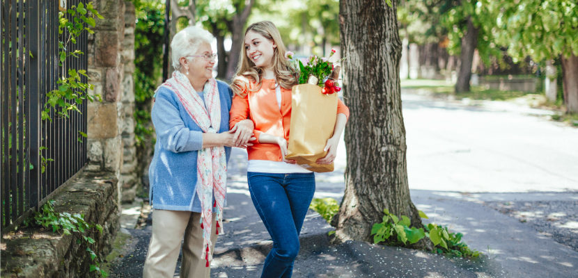 How to be a Good Caregiver and Take Care of Yourself
