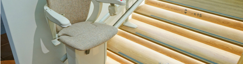 Could a Stair Lift Help You Stay in Your Home?