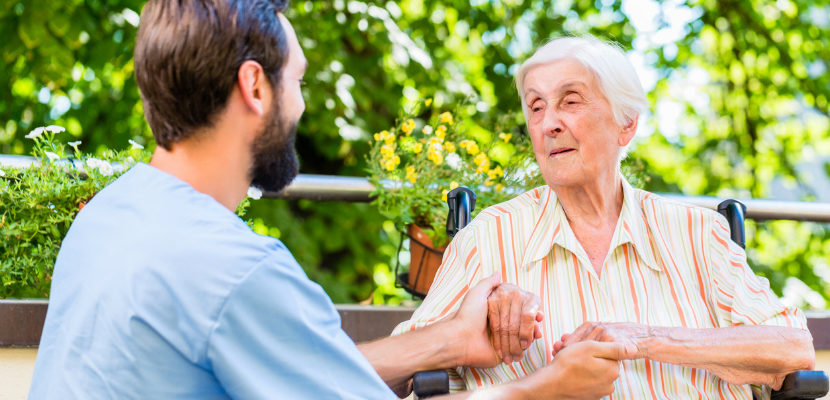 Caregiving is Not Just for Women