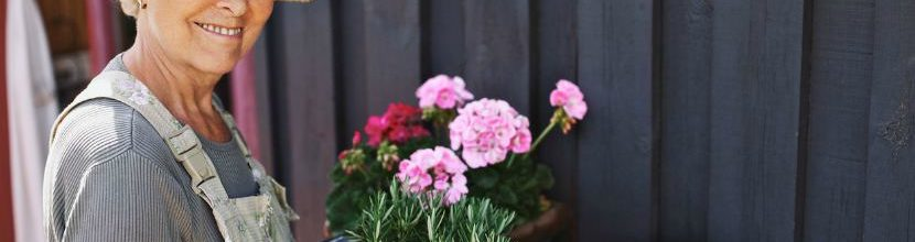 Easy to Grow Plants for Seniors