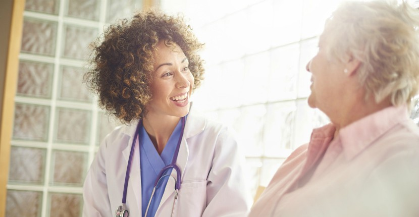 Routine Check-ups Are Key: National Women's Check-up Day: May 14th