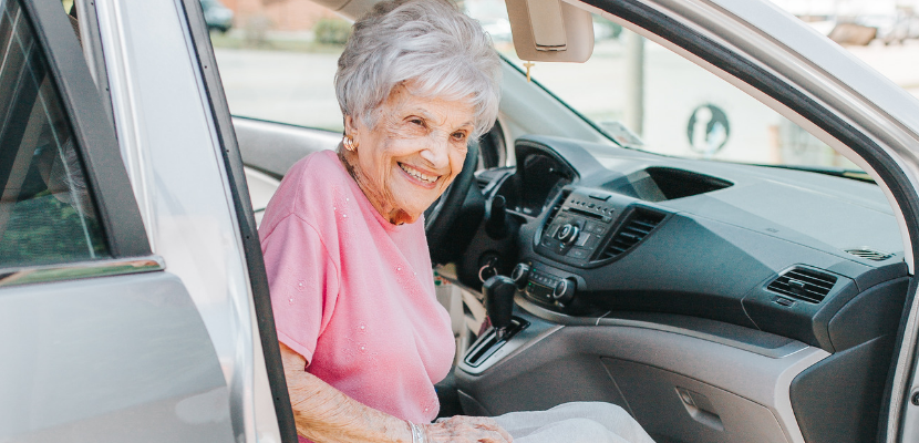 Giving Up the Keys: Maintaining Independence When It's Time to Stop Driving