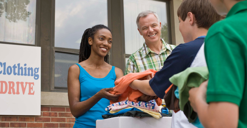 Why Volunteering Is a Great Health Benefit