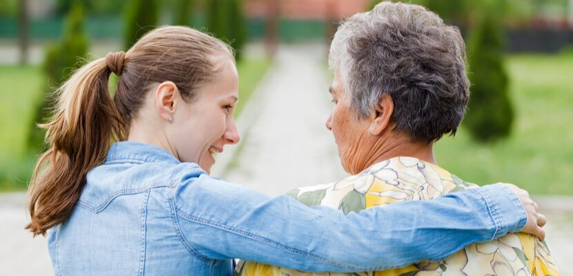 Caring for Your Parent When You Are an Only Child