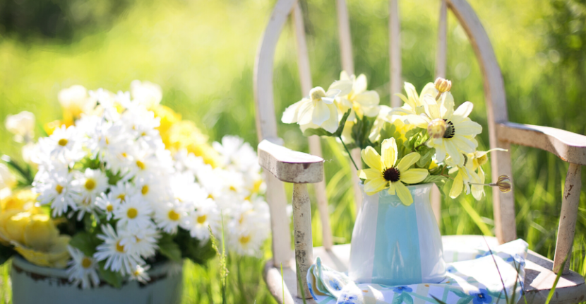 Benefits of Outdoor Spaces for the Elderly
