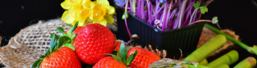 Fruits and Veggies May Lower Alzheimer's