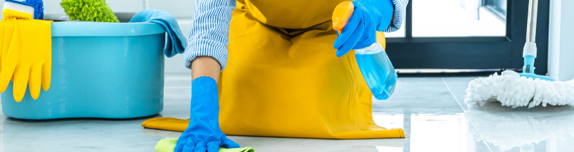 How to Disinfect Your Home