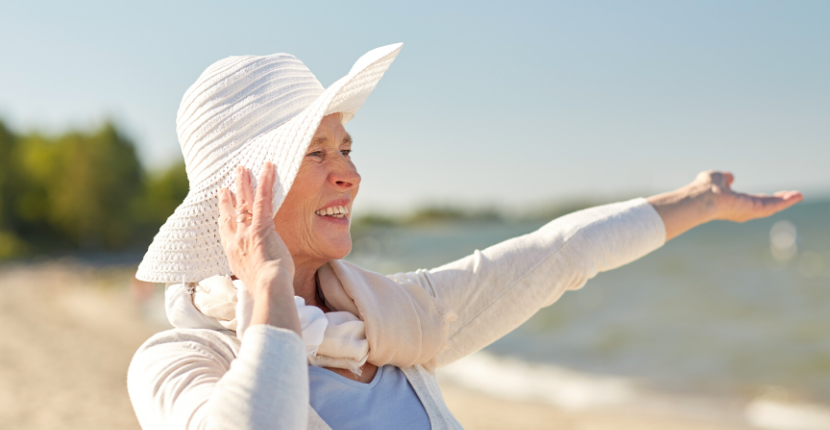 Dangers of the Summer Sun on Elderly, and How to Protect Yourself from It