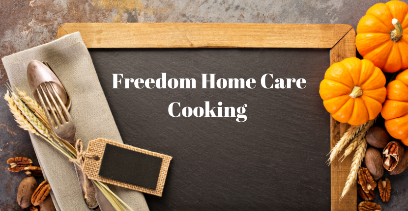 Fall Recipes: Cooking at Home During Quarantine