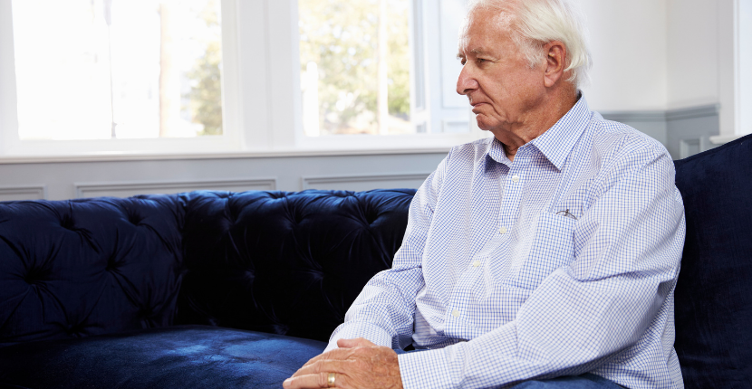 How to Help a Senior Who May Be Experiencing Depression