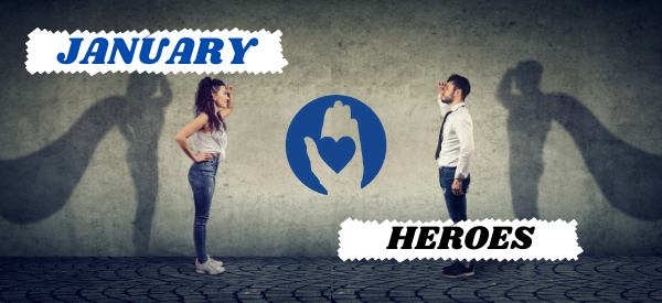 January's Heroes at Freedom Home Care