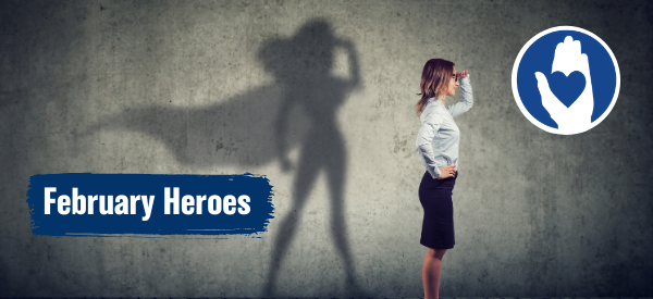 Meet Freedom Home Care's Heroes of February!