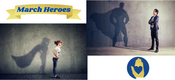 Meet Freedom Home Care's March Heroes