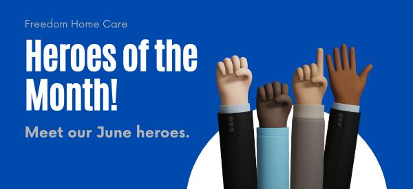 FHC June Heroes