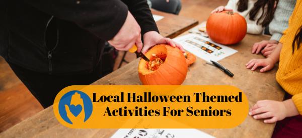 Local Halloween Themed Activities for Seniors
